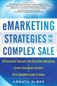 eMarketing Strategies book cover