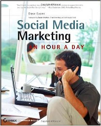 Social Media Marketing: An Hour a Day book cover