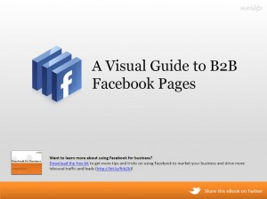 B2B Guide to Facebook by HubSpot