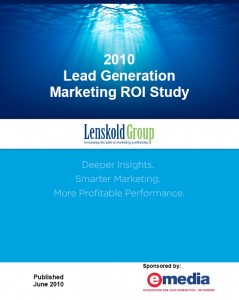 B2B Lead Generation ROI Report
