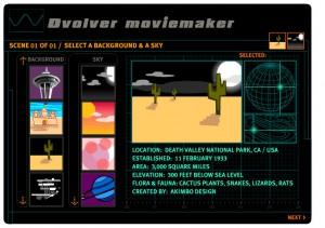 Dvolver Moviemaker