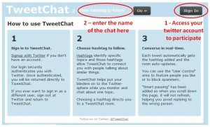 How to Follow a TweetChat
