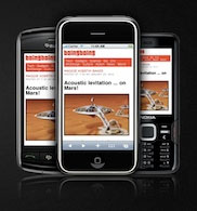 Mobile Website Design Options