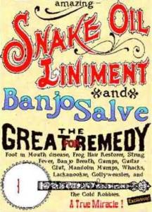 Social Media Certificate - Is It Snake Oil?
