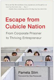 Escape from Cublicle Nation Book Cover