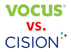 Vocus vs. Cision for PR Monitoring and Management
