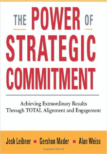 Book Review: The Power of Strategic Commitment image Power of Strategic