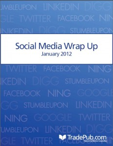 Best Social Media Posts of January 2012