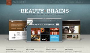 Foundation Six HTML5 Website
