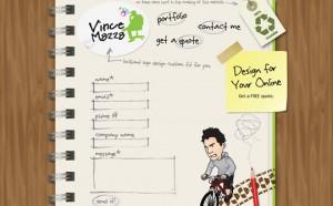 Vincent Mazza Form Example