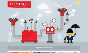 HTML5 Lab Web Design