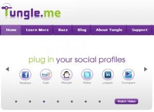 Tungle Social Media Tool
