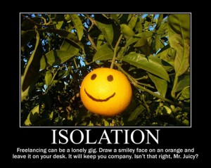 Isolation - Demotivational Posters