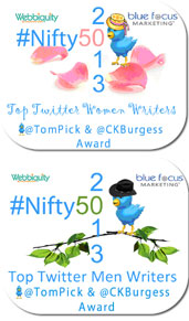 2013 #Nifty50 Women and Men of Twitter - Logos