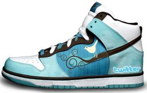 Twitter-shoe