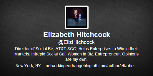 Elizabeth Hitchcock