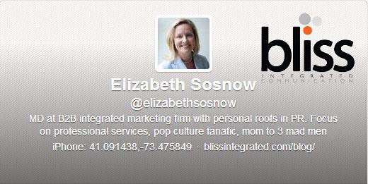 Elizabeth Sosnow