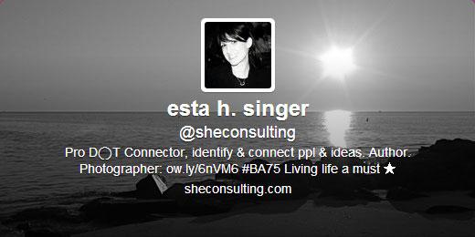Esta H. Singer
