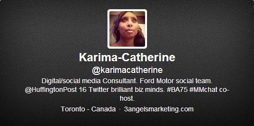 Karmia-Catherine