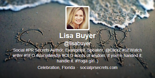 Lisa Buyer