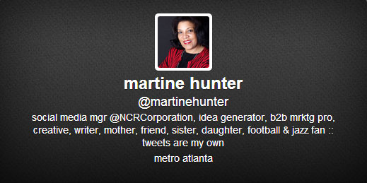 Martine Hunter