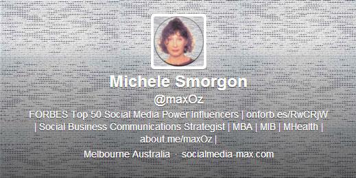 Michele Smorgon