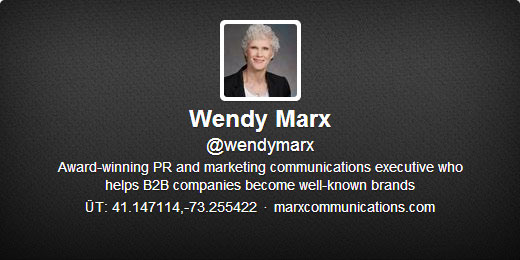 Wendy Marx