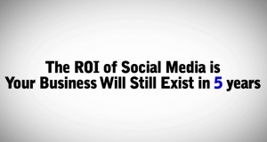 Can the ROI of social media be measured?