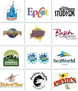 Theme Parks in Orlando, Florida
