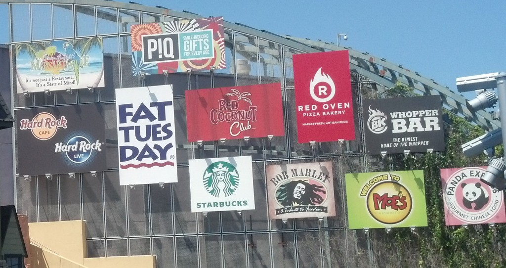 Universal Studios - partners