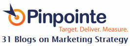 31 Top Marketing Strategy Blogs by Pinpointe