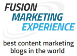 best content marketing blogs in the world by Fusion Marketing Experience
