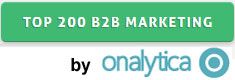 B2B Marketing: Top 200 Brands and Influencers by Onalytica