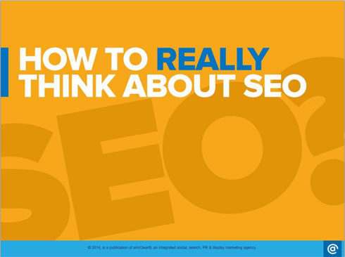 How to really think about SEO in 2014