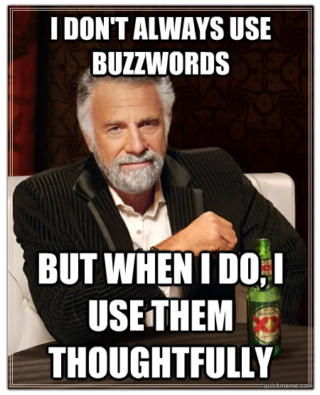 Business buzzwords to avoid