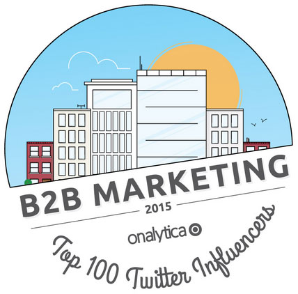 B2B Marketing: Top 100 Twitter Influencers