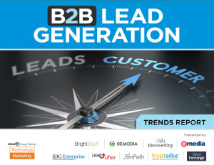 2015 B2B Lead Generation Report - Technology Marketing