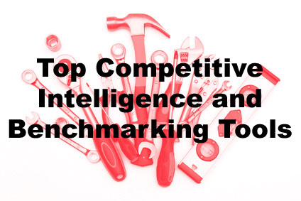 Top compeititve research, intelligence and benchmarking tools