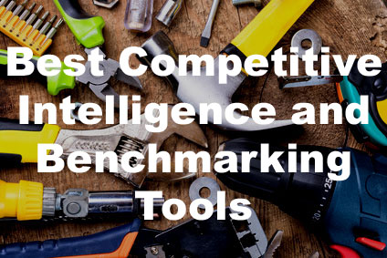 Best competitive intelligence and benchmarking tools