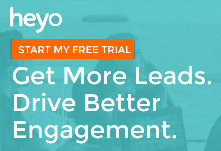 Generate leads on Facebook with Heyo