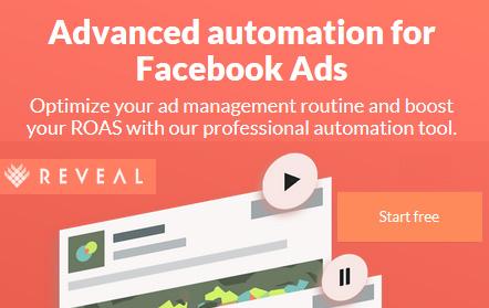 Maximize ROAS for Facebook ads