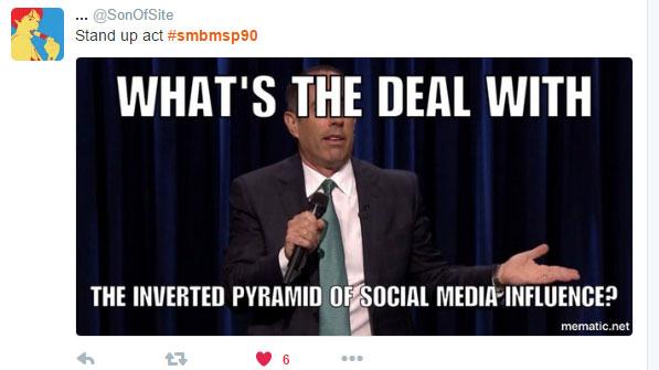 B2B marketing trends 2016 - 2020 tweet 15