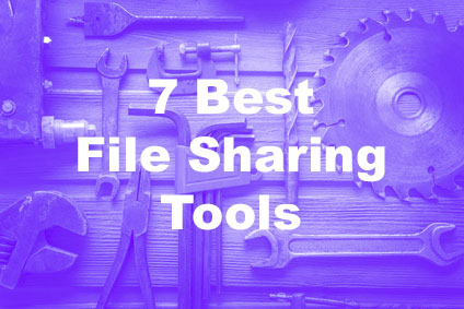 Best file sharing tools and services