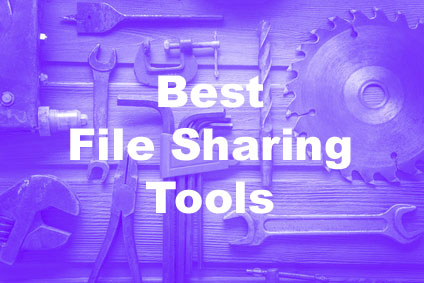 Best file sharing tools