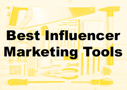 Best influencer marketing tools for research and outreach