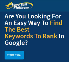 Find profitable keywords and score keyword competitiveness with Longtail Pro