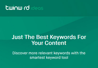Find the best keywords for SEO or paid campaigns
