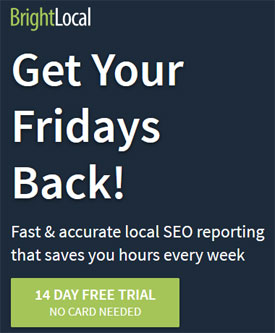 Top all-in-one suite for local SEO