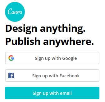Easily create amazing graphics with Canva