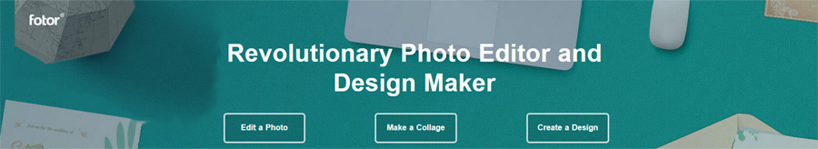 Photo editor and design maker